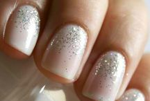 Nail polishes magic