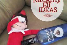 Naughty Elf (Elf on the Shelf for ADULT Eyes)
