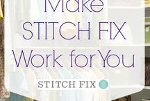 Stitch Fix Strategy / Improve your wardrobe and love the clothes you own. Make Stitch Fix, Trunk Club or Le Tote work for your closet needs. Create capsule wardrobes and invest in quality fashion items to make getting dressed every day super simple.