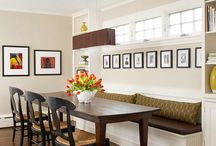 Dining room with Flair...