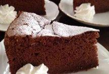 Dense Chocolate Sweets 濃厚チョコレートスイーツ