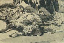 LANÇON Auguste - Détails / +++ MORE DETAILS OF ARTWORKS : https://www.flickr.com/photos/144232185@N03/collections
