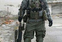 Милитари экип
