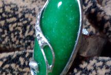 Cínované šperky-Tinned jewelery / Cínované šperky-Tinned jewelery
