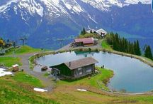 Piece of heaven switzerland
