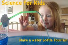 SCIENCE ACTIVITIES / Activities for kids.