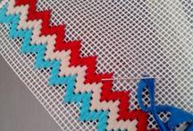 plastic canvas  motifleri