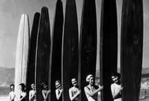 Surf / classic Surf / by Mookie Sato