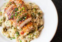 I make healthy eats / by Allison Levin