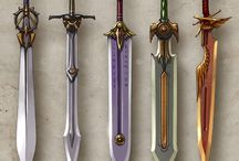 Game Weapons