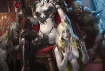 Demon / Création démoniaque