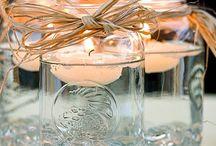 mason jars / by kristin gregory