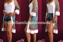 Looks Bellamila Fashion