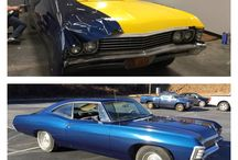 Custom Wraps / Get creative with a custom color using 3M & Avery to your vehicle with our wide variety of color choices.