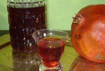 Ρόδι / Μοναδικές συνταγές με κύριο συστατικό το Ρόδι.