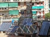 instalaciones solares / Instalaciones solares del centro