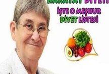 diyet ve zayıflama