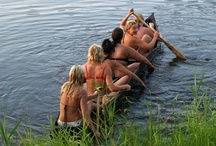 Dugout Canoes / by Aivar Ruukel