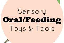 sensory equipment/resources