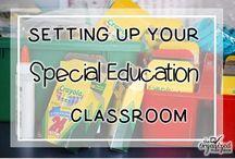 Classroom -SPED