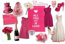 Ideas: Wedding Color Inspiration