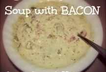 LCHF Soups
