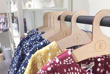 { Jersey Kids } Inspirations habillement / Découvrez tous nos tissus en jersey certifié biologique sur www.cousubio.com