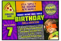 Birthday parties!! / by Desiree Rosier