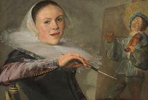 De Gouden Eeuw in De Nederlanden ~ Judith Leyster