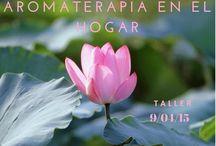 Talleres Aromaterapia / Uso seguro de los aceites esenciales en distintos ámbitos de la vida diaria