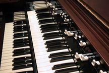 Hammond organ Jon Lord