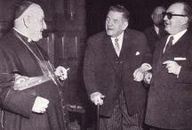 PRIMER ANTIPAPA Y SUS MALABARES APOSTATAS / El primer demoledor luego de unos siglos, quien inauguro una secta, la secta del post-concilio vaticano II