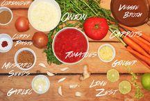 AJJ Kitchen / Organic vegan recipes