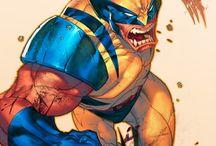Marvel Universe / by Guillermo Tadeo Arántegui Pareja