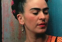 Frida and other women / by Cris Vieira