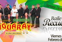 Próximos eventos / Próximos eventos de la Sonorísima Siguaray