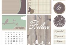 PLANNER JOURNALING CARDS
