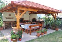 Zahradní kuchyně