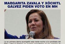 X #MejorDelegaXión / Candidata X el PAN a la Delegación Miguel Hidalg0