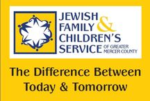 "Who Are We? / Jewish Family & Children's Service (""JFCS"") of Greater Mercer County is a 501(c)(3) nonprofit community service agency that strengthens individuals and families by empowering people to care for themselves and others. This is accomplished through a wide range of social services and programs including therapy, information and referral, support, education and advocacy. Through our values of charity, righteousness and compassion, we seek to assist families with many of life's toughest challenges."