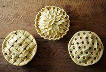 Pie and Tart Recipes / ❖ fruit pies, chocolate pies, fruit pies, hot pies, cold pies and tart recipes ❖