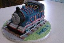 Celebration Cakes / All freshly made cakes