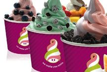 FRO-YO! / Love frozen yogurt!