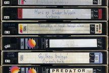 Videokazetták
