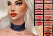 My The sims 4 CC Makeup