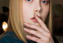 Make up pastel