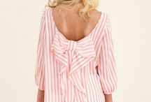Ruffled and comfy tops