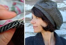 Hat and Shawl DIY