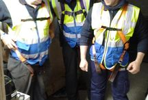 Harness Training / Our Operatives have recently passed their Harness Training.... They are now officially trained to correctly don and inspect a harness.
