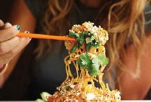 Thai Food / Must eat more thai food!